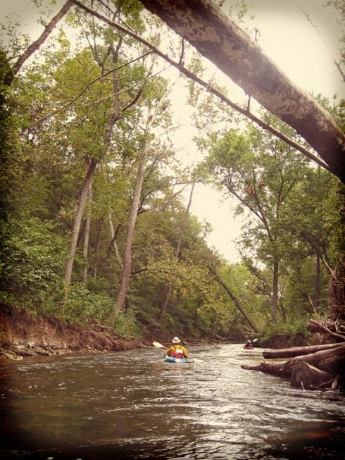 huzzah river