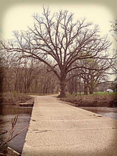 huzzah river, hwy z access