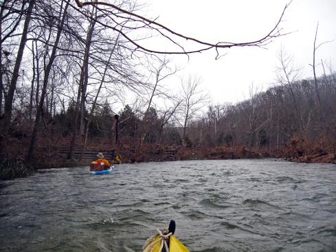 Huzzah Creek